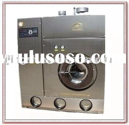 Full auto&enclosed laundry dry cleaning equipment