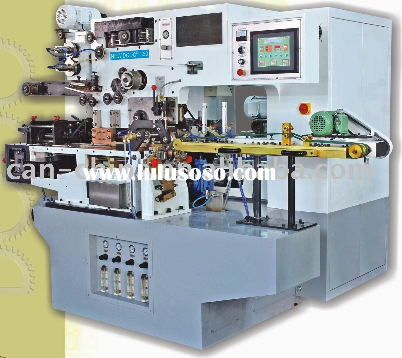 Fully Automatic Metal Can Making machinery