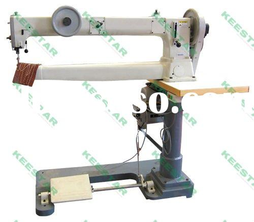 GA461 super-long arm, cylinder bed, walking foot, needle feed, extra heavy-duty upholstery sewing ma