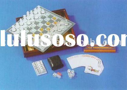 GLASS GAME,WOODEN GAME,GAME SET,LUDO,CHESS,CHECKERS,BACKGAMMON,CHESS WOODEN BOX,DOMINOES,PLAYING CAR