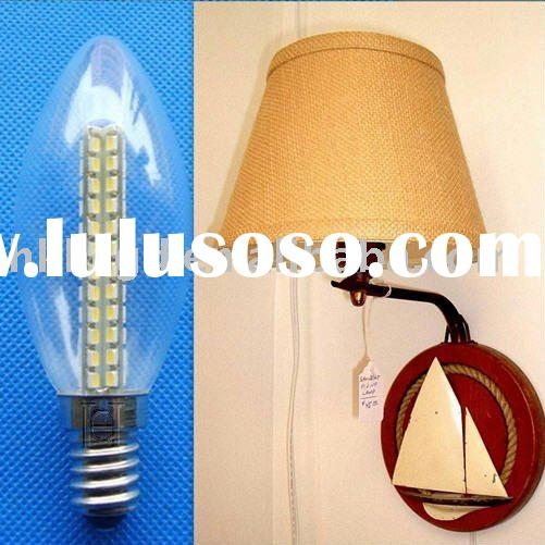Glass housing, smd3020, led crystal lamp, use for wall light fittings