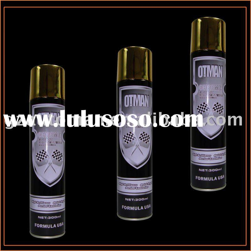 Car mirror gold chrome effect spray paint 300ml for sale for Chrome paint price
