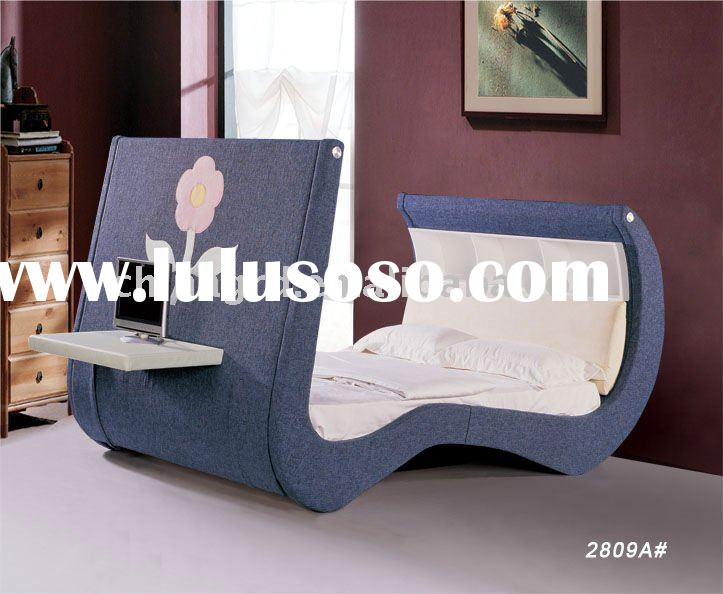 2012 new design diy bunk children bed is made from Room and board furniture quality
