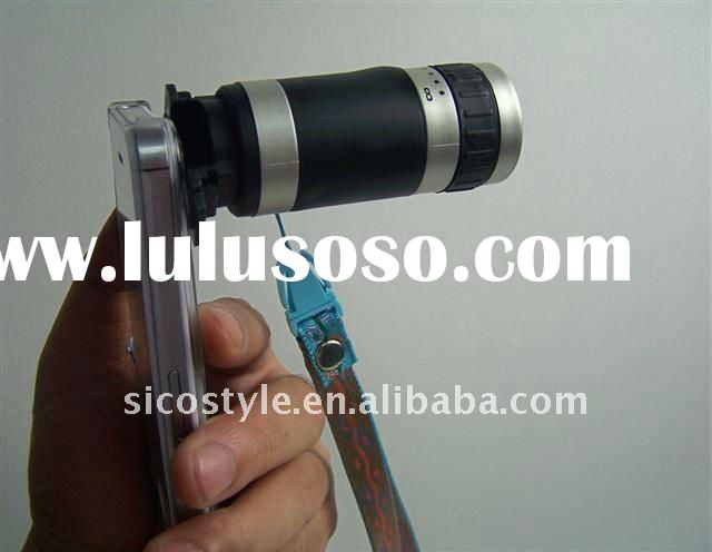 Good Quality 6X to 18X Optical Zoom Camera Lens for all type of Cell Mobile Phone Telescope