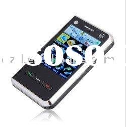 H710 Black GSM Mini Cell Phone Dual Sim Java Bluetooth Touch Screen Unlocked Mobile