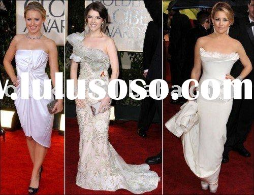 HC-048 Luxurious Pinpup Hollywood Recreations dresses celebrity style dresses gown prom dress