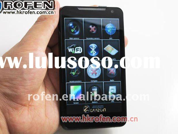 HDC Z710 WCDMA 3G Android 2.3, Dual SIM, Capacitive multi-touch screen, 1.2GHZ, GPS, WIFI