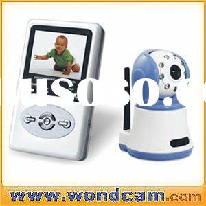 HD Digital Signal 2.4GHz Wirless Baby Monitor With 2.4GHz Receiver