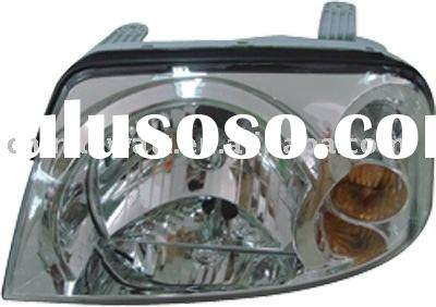 HEAD LAMP, 92102-07000, AUTO PARTS, WT-1097, HYUNDAI, ATOS