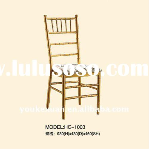 HIGH QUALITY Modern Restaurant Chiavari Banquet Chairs HC-1003