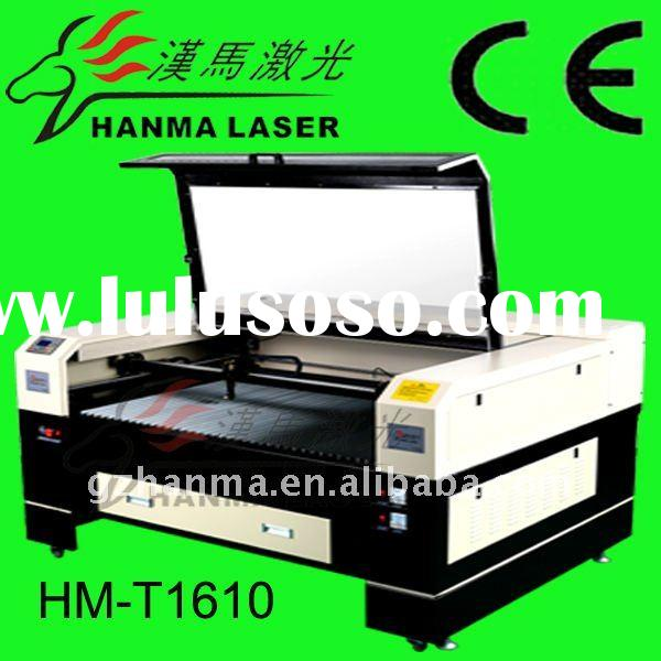 HM-T1610 CO2 reci nonmetal Hanma two head Laser cutting engraving making machine (want agent )