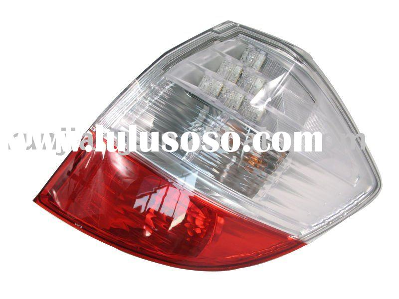 HOT SALE!!! Car Auto Parts For Honda Fit 2009 Rear / Tail Lamp Lighting with HID / Halogen Bulb