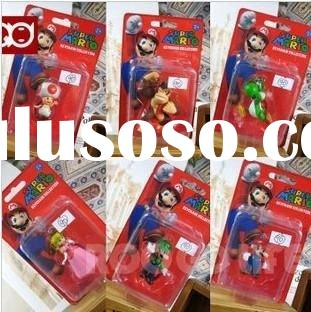 HOT figure of Super Mario Keychain