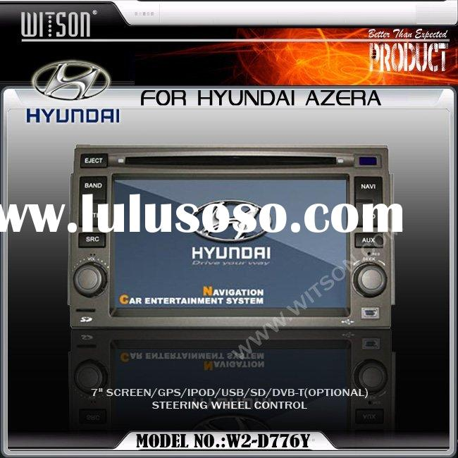 HYUNDAI AZERA WITSON Special Car DVD Player for HYUNDAI AZERA with GPS