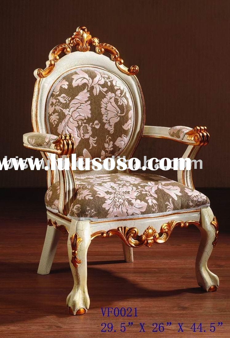 Hand carved classical dining chair,arm chair,antique dining room furniture,dining room set