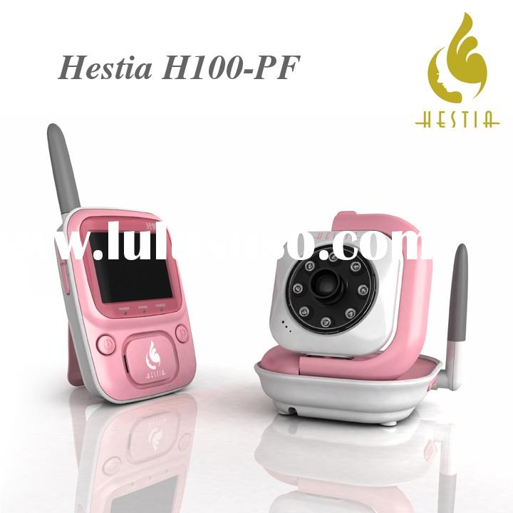 Hestia H100-PF wireless video baby monitor