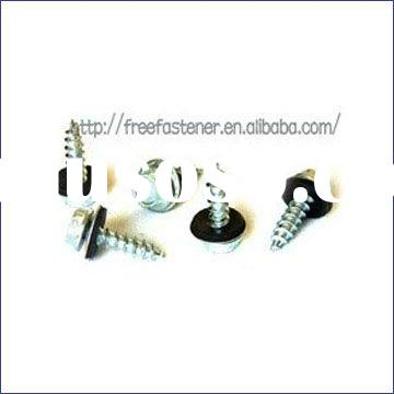 Hex Head Self Tapping Screw with EPDM washer
