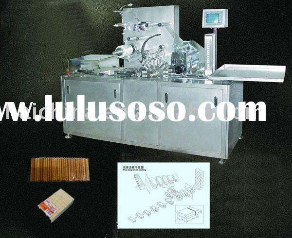 Hi-Speed Biscuit Packing Machine without Tray (TMP-130F)
