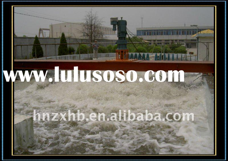High Efficiency Surface aerator water treatment equipment