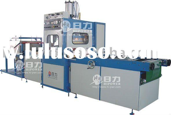 High Frequency welding machine for PVC Plastic Transparent box