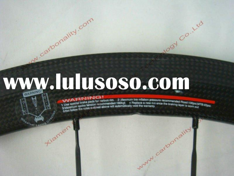 High Performance Carbon Wheels Clincher
