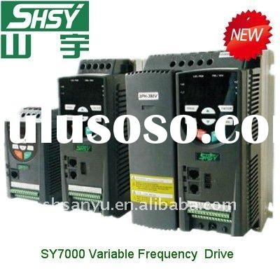High Performance Variable Frequency Ac Drive (Sanyu SY7000 series 0.75KW-400KW)