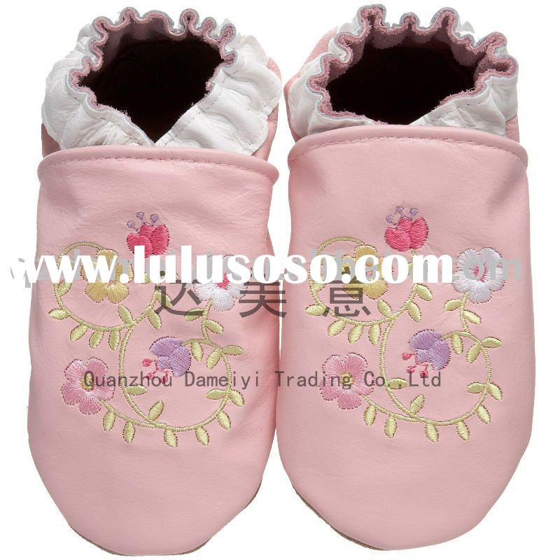 High Quality Baby Leather Shoes