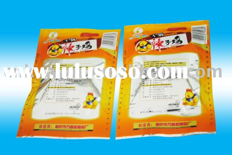 High Quality Vacuum Seal Food Storage Bags