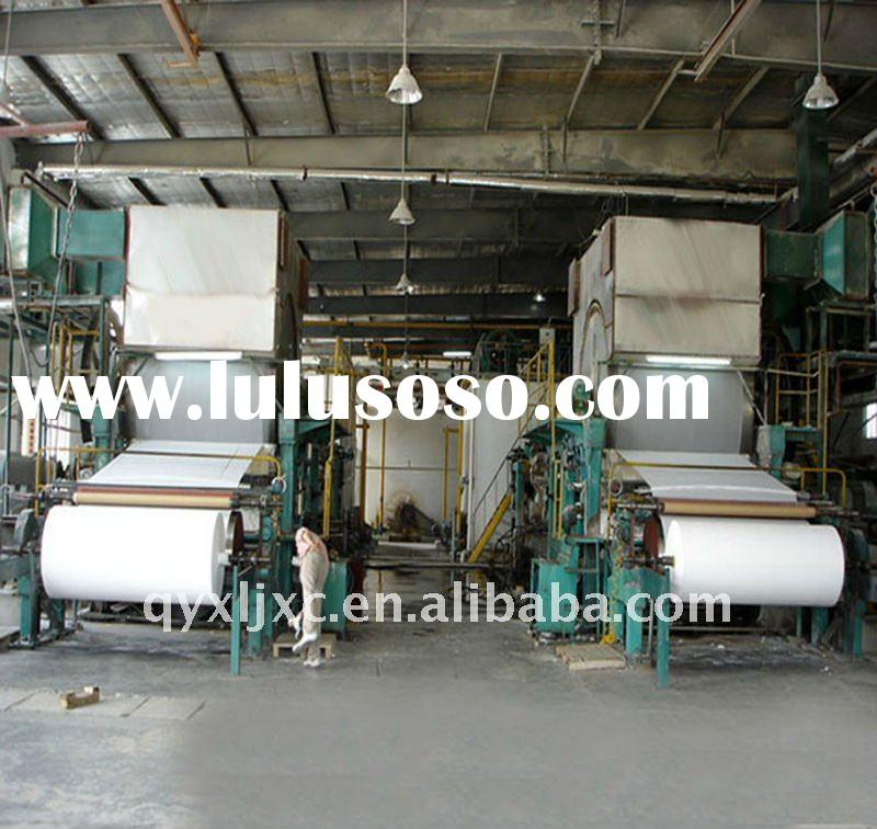 High Speed Tissue Paper Manufacturing Machine
