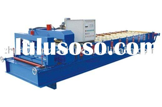 High-end galvanized steel sheet roll forming machines for roofing&wall panel roll former_$6000-3