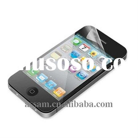 High quality anti-reflection screen protector for iphone 4