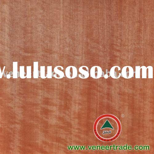 High quality figured makore natural Veneer