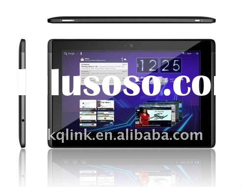 High resolution Android 4.0 tablet pc with WIFI+BT+Dual camera