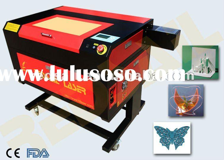 High-speed Mini Laser Engraving and Cutting Machine M500