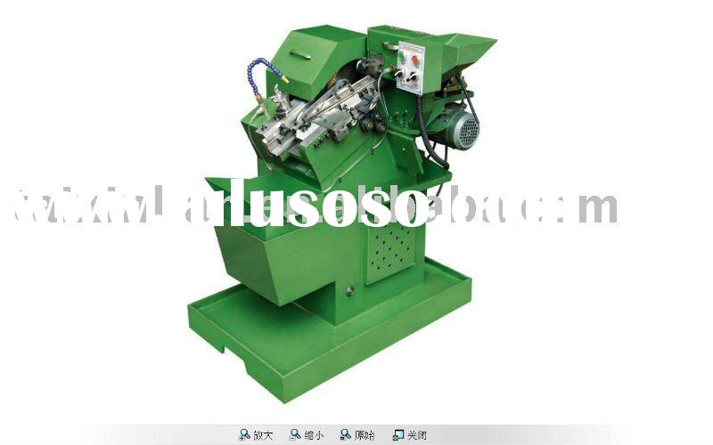 High speed automatic thread rolling screw machine