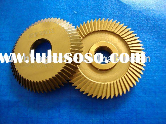 High speed steel High quality angle milling cutter
