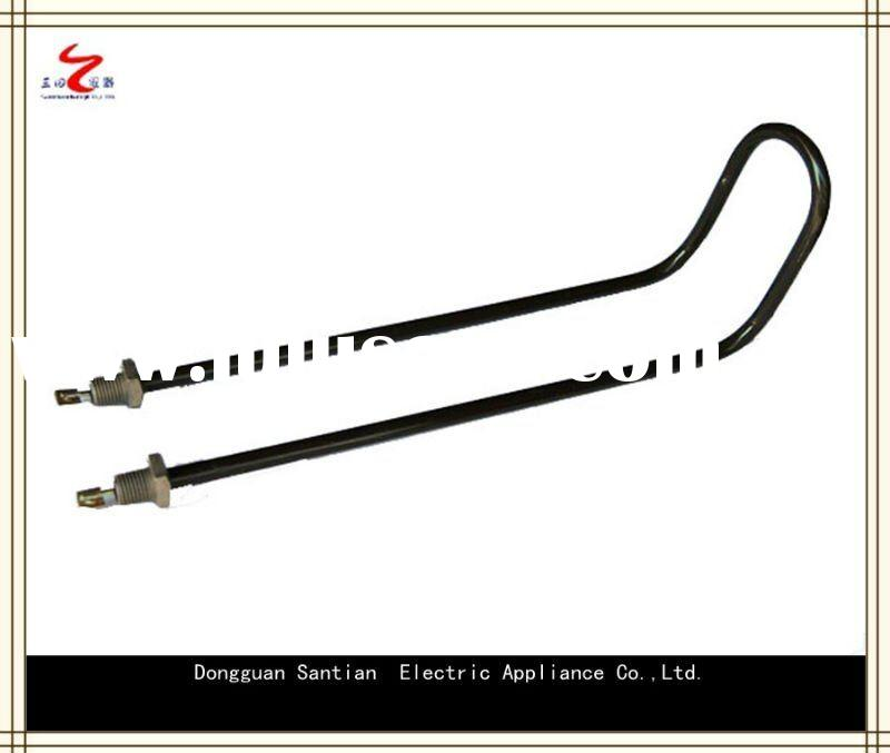 High temperature electric incoloy heating element