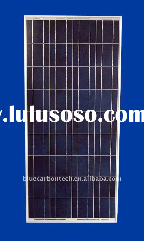 High used and low price pv solar panel 145W