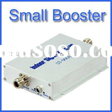 Home cell phone signal booster
