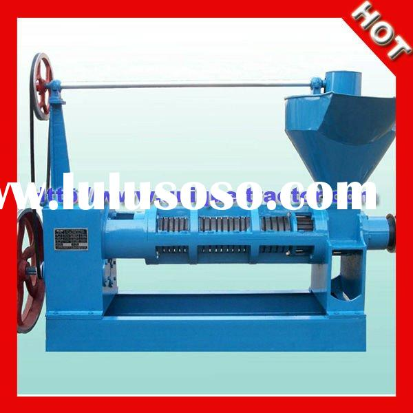 Hot!!!New technology Edible cooking screw oil press machine 6YL-100
