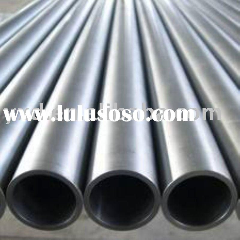 Hot rolled seamless galvanized steel pipe