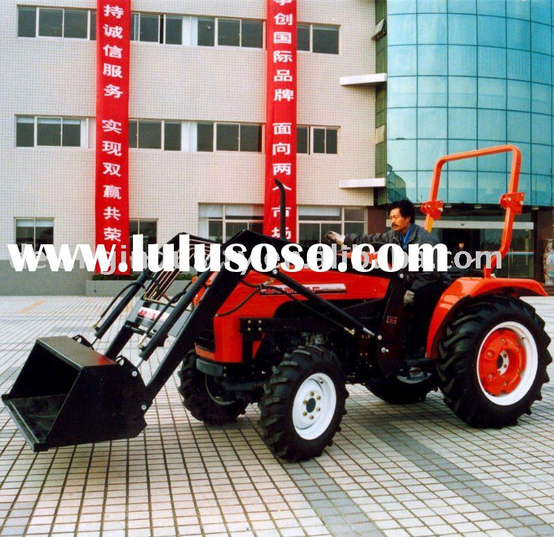 Hot sale Compact Tractor with Front End Loader