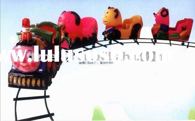 Hot selling baby toy childrens machine train track ride on toy