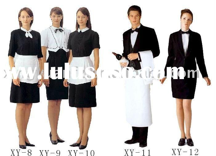 Hotel Restaurant Waite Uniform