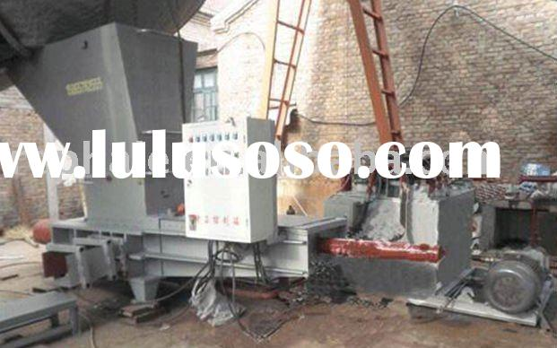 Waste sawdust briquette press machine for sale price