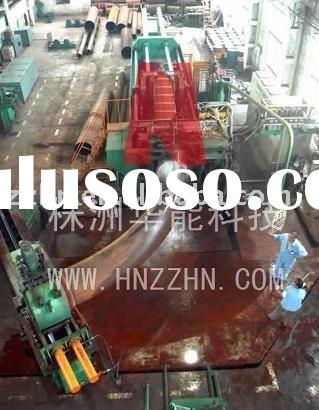 IF induction pipe bending furnace for pipe bening steel