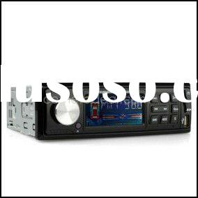In-dash Car Audio Player With USB Port-SD Card Reader-Radio-MP3