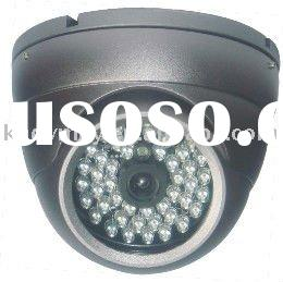 Indoor / Outdoor Weatherproof High Resolution Infrared Day & night Dome Security Cameras