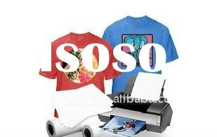 Inkjet Heat Press Transfer Paper For Dark T-shirt