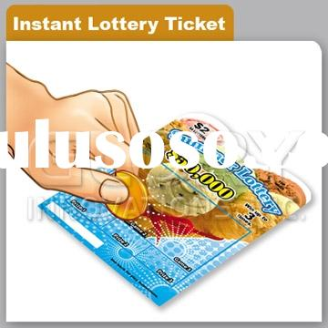 Instant Lottery Ticket
